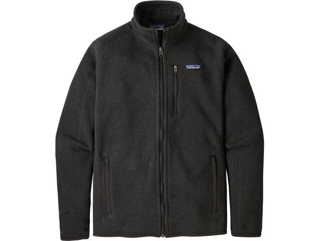 Patagonia Better Sweater Takki Miehet, black